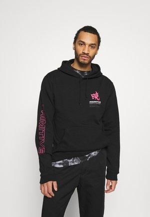 KAKUZU HOOD - Sweater - black