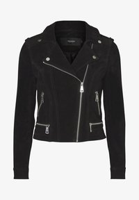 Vero Moda - Leather jacket - black - 5
