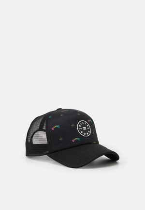 SCOPE TRUCKER UNISEX - Czapka z daszkiem - black