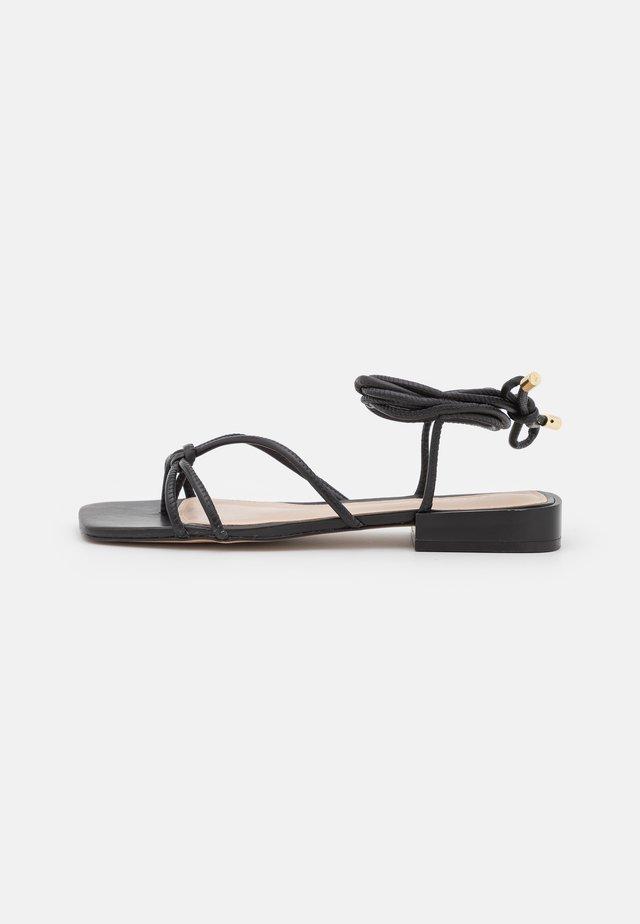 TEFFIK - Sandals - black