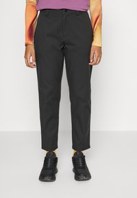 The North Face - CITY STANDARD ANKLE PANT - Chinos - black - 0