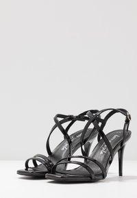 New Look - ROLLO - Sandali con tacco - black - 4