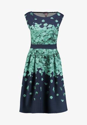 Koktejlové šaty/ šaty na párty - blue