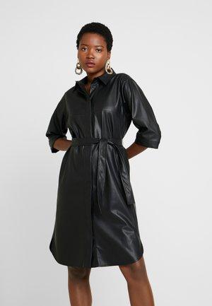 QUELINA - Košilové šaty - black