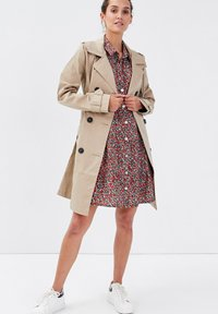 Cache Cache - Trenchcoat - sable - 1