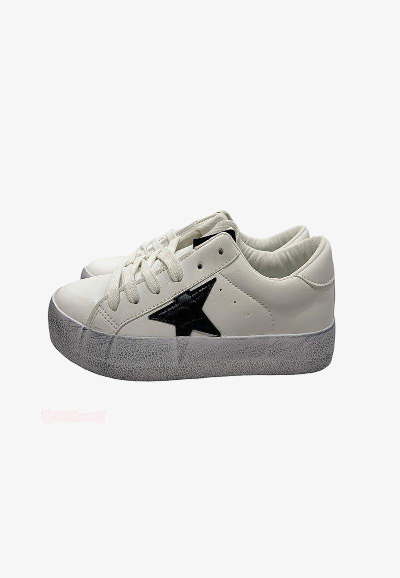 TRECE MODA - Zapatillas - blanco