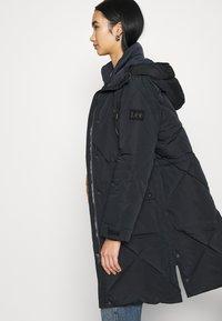 Lee - ELONGATED - Winter coat - black - 3