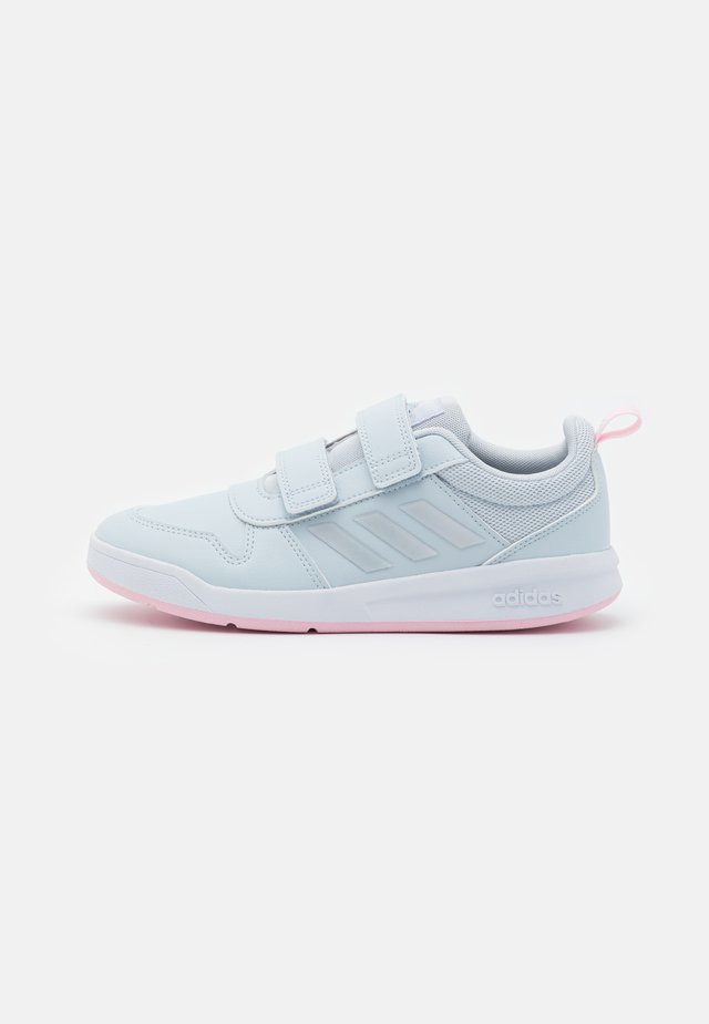 TENSAUR UNISEX - Sports shoes - halo blue/iridescent/clear pink