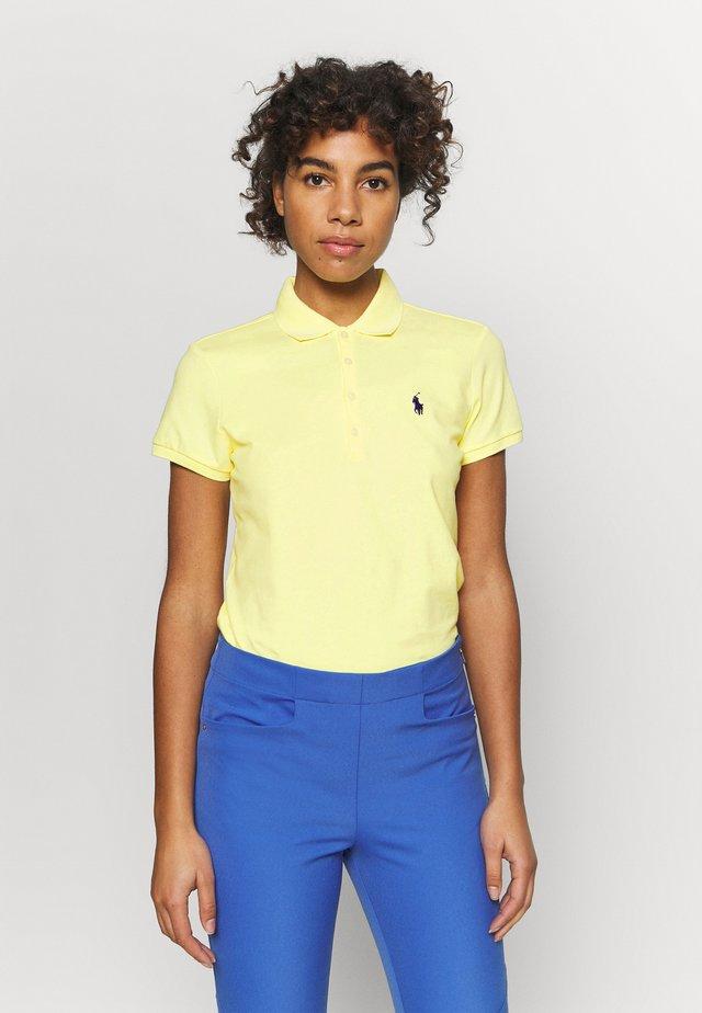 KATE SHORT SLEEVE - Camiseta de deporte - bristol yellow