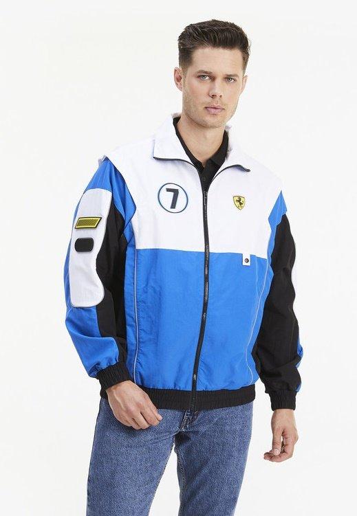 FERRARI RACE STREET  - Summer jacket - black