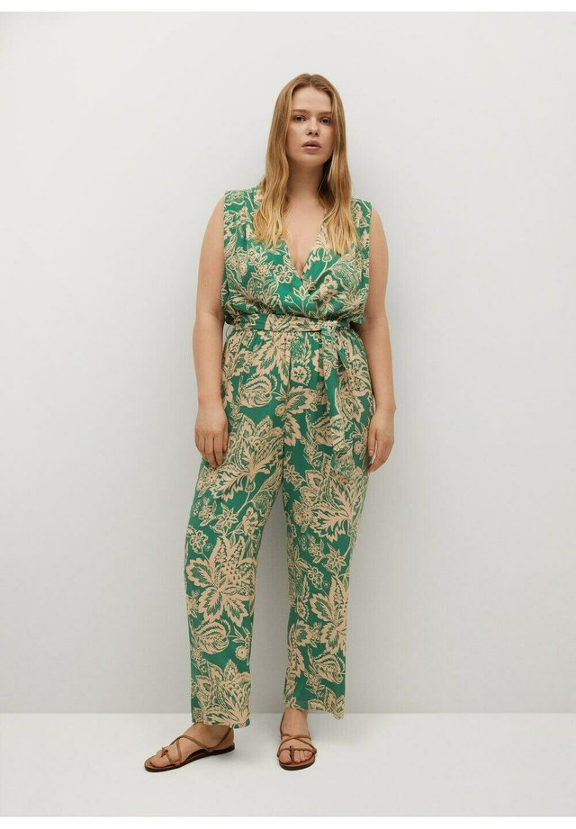COLOMBIA - Jumpsuit - green
