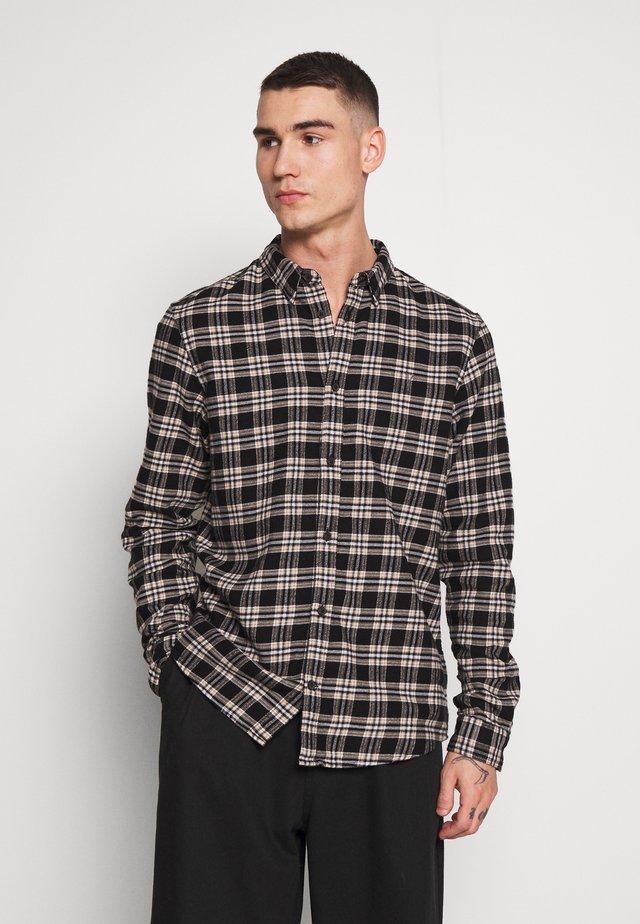 RIDGEWOOD  - Skjorter - black