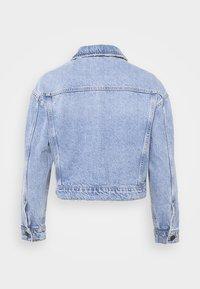 ONLY Petite - ONLMALIBU LIFE JACKET - Denim jacket - light blue denim - 1