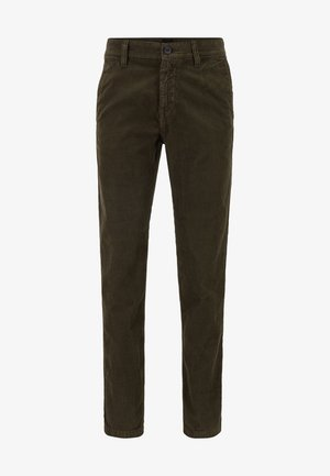 SCHINO-TABER - Trousers - open green