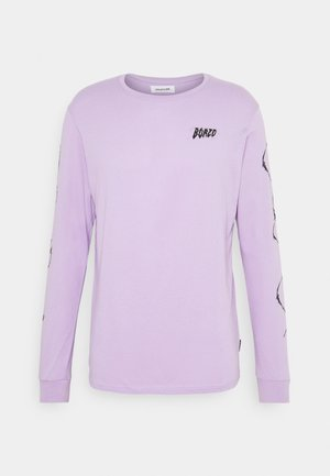 UNISEX - Long sleeved top - lilac