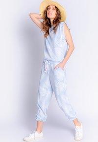 PJ Salvage - Haut de pyjama - light blue - 1