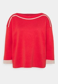 comma - Jumper - red - 3