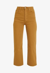 Levi's® - RIBCAGE STRAIGHT ANKLE - Straight leg jeans - one track mind - 3