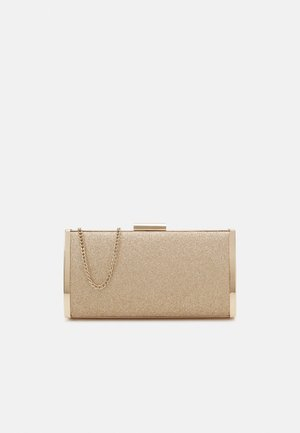 SOPHIA FRAMED HARDCASE - Clutch - gold