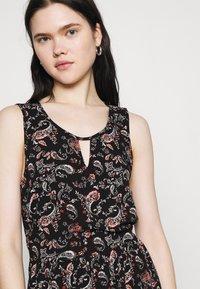 Vero Moda - VMSIMPLY EASY SHORT DRESS - Kjole - black - 4