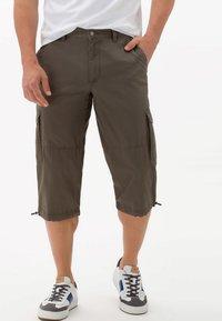 BRAX - STYLE LUCKY - Shorts - khaki - 0