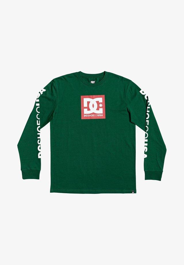 DC SHOES™ SQUARE STAR - LONGSLEEVE FÜR MÄNNER EDYZT04144 - Long sleeved top - eden