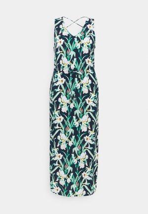 VMSIMPLYEASY  TANK MAXI DRESS  - Maxi dress - navy blazer