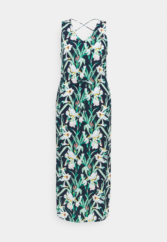 VMSIMPLYEASY  TANK MAXI DRESS  - Robe longue - navy blazer
