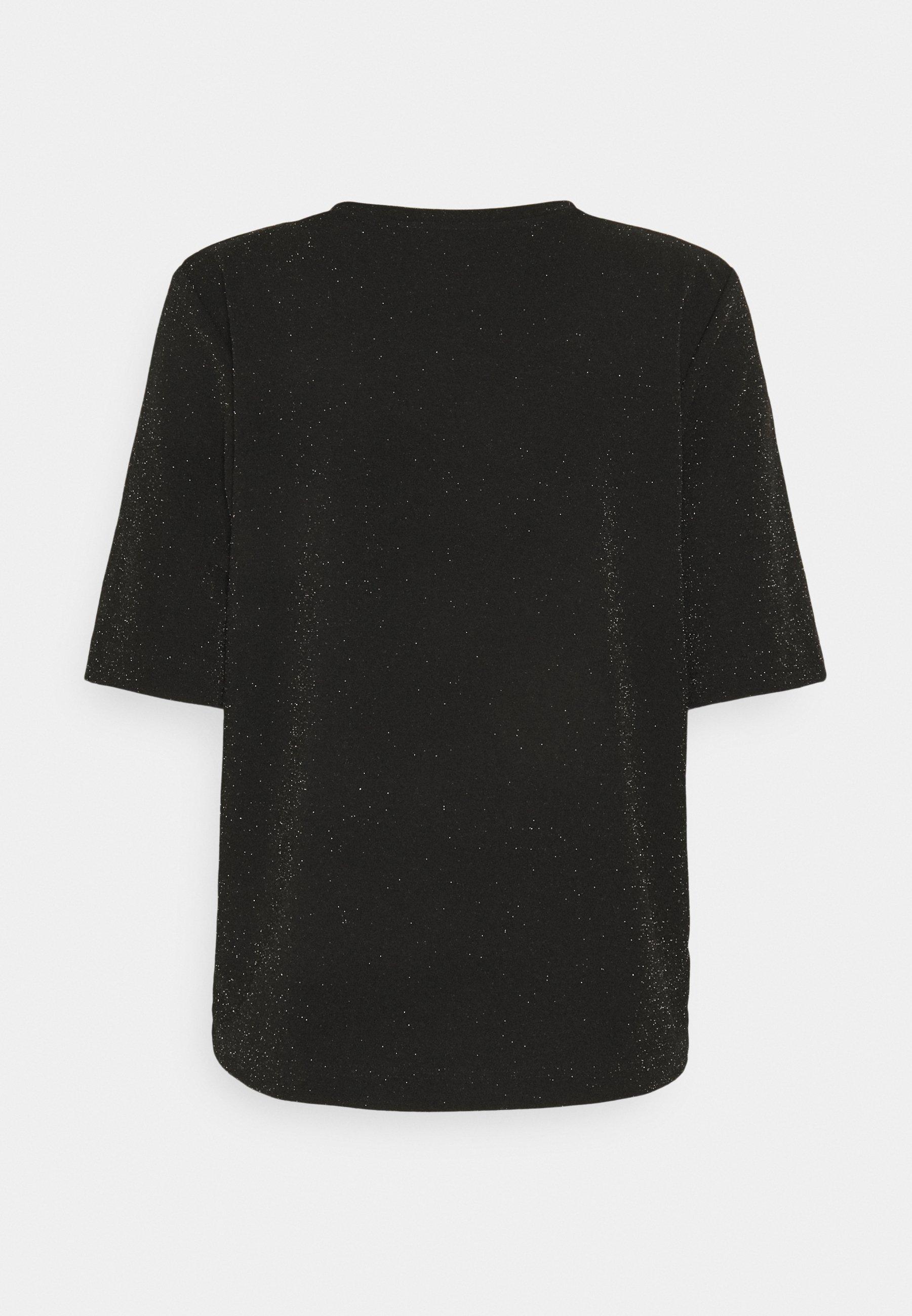 Inwear Floyd - T-shirts Med Print Black/svart