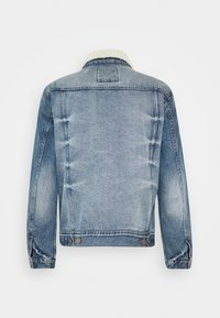 Blend - OUTERWEAR - Giacca di jeans - denim middle blue - 1