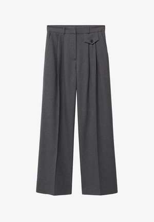 LUDO - Trousers - gris