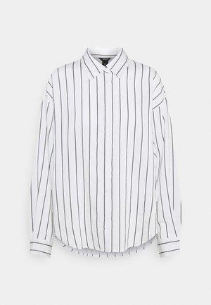 BLOUSE DANA - Button-down blouse - white