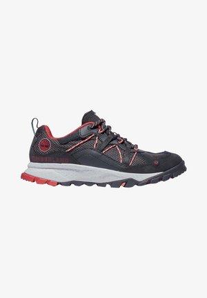 Walking sandals - jet black