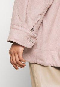 Weekday - CARLI JACKET - Krátký kabát - rose - 6