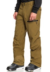 Quiksilver - Snow pants - military olive - 3