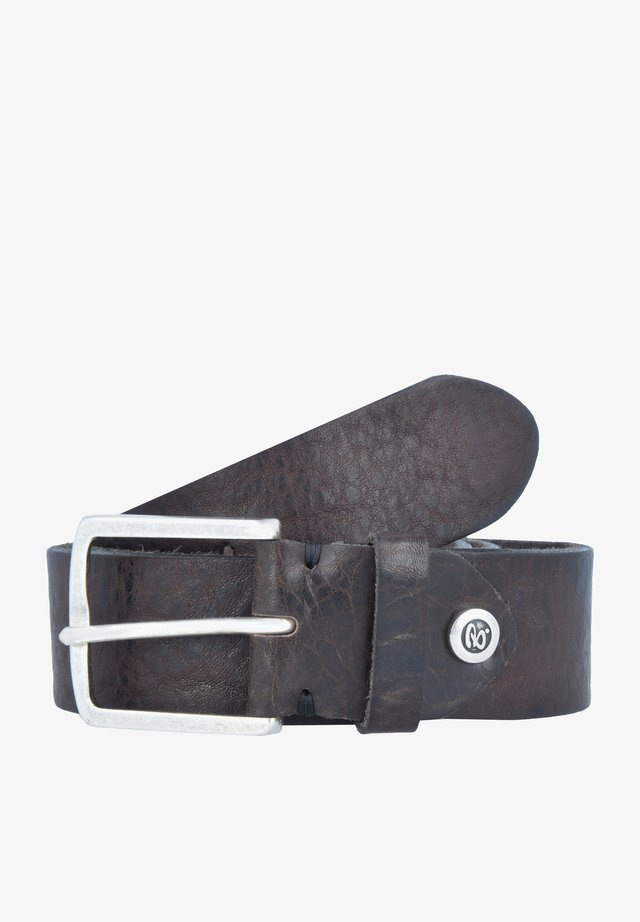 Belt - dark brown