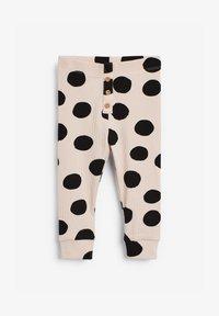Next - Leggings - Trousers - beige  black - 0