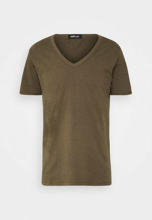 T-shirt basic - military