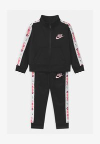 Nike Sportswear - FULL ZIP TRACK SET - Survêtement - black - 0