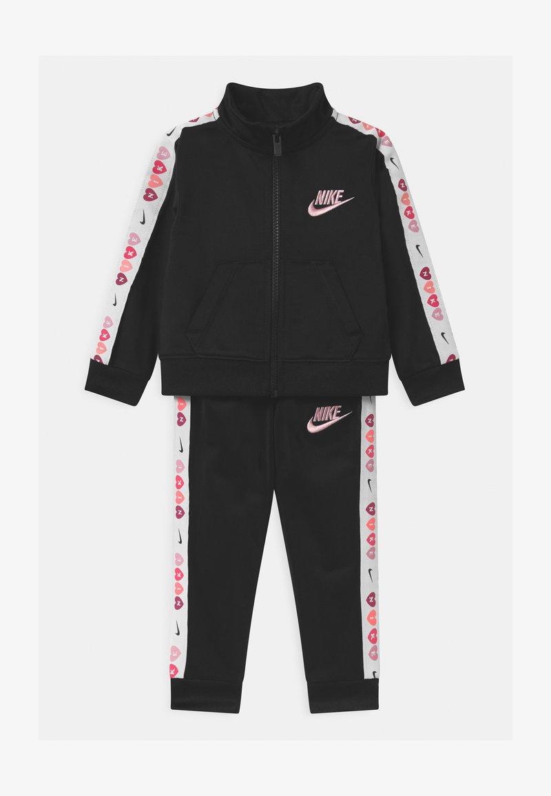 Nike Sportswear - FULL ZIP TRACK SET - Survêtement - black