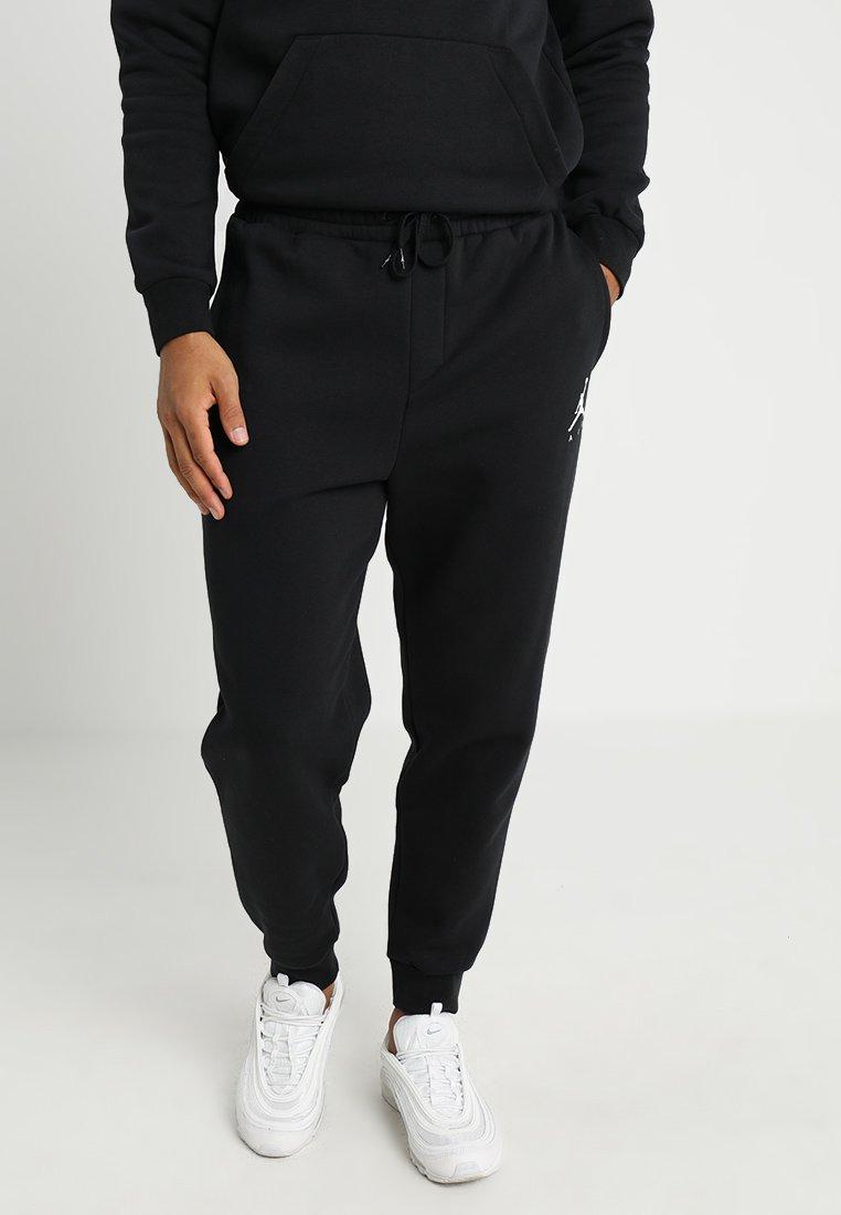 Jordan - JUMPMAN  - Pantalones deportivos - black