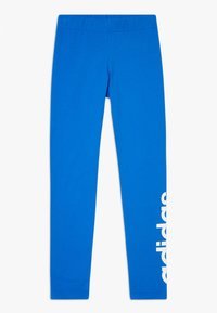 adidas Performance - Leggings - blue/white - 0