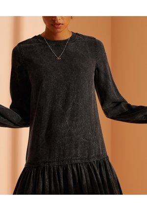 MIA  - Denim dress - black