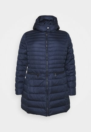 COAT - Dunfrakker - navy