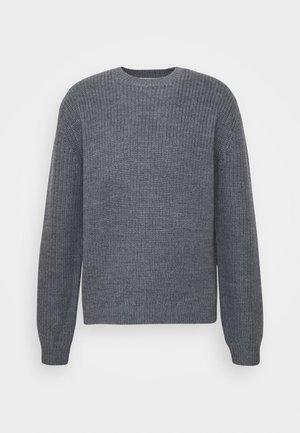 PUFFIN - Jumper - med grey mel