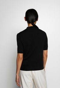 Filippa K - EVELYN - Camiseta básica - black - 2