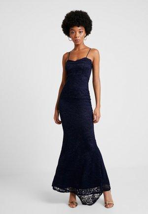 CAMI MAXI DRESS - Společenské šaty - navy