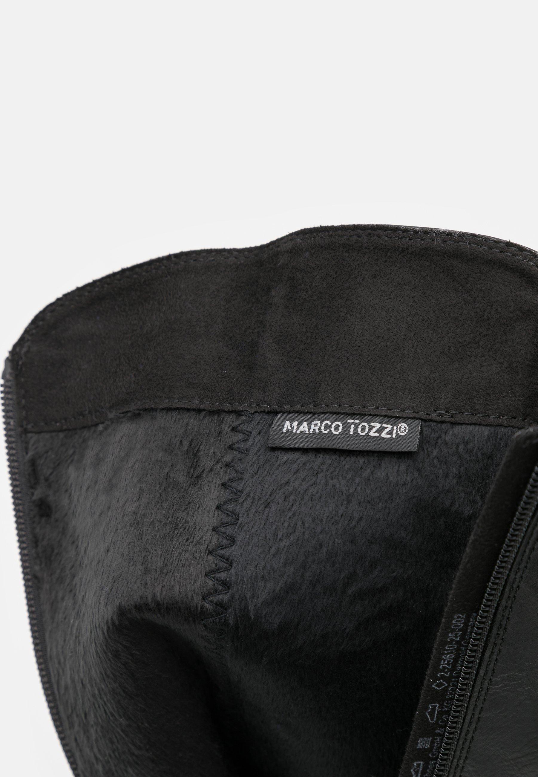 Marco Tozzi Stiefel - Black Antic/schwarz