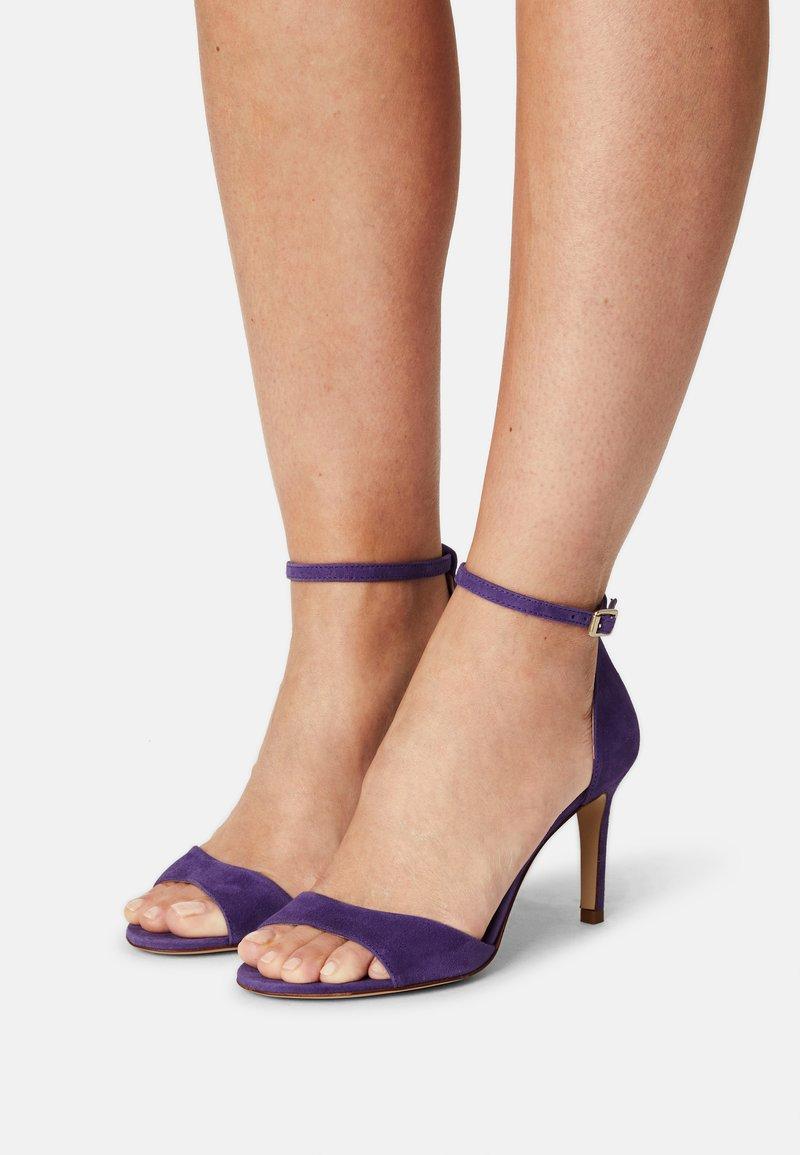San Marina - ARLANA - Sandals - violet