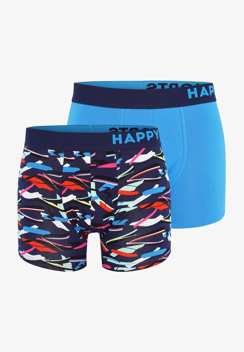 Happy Shorts - 2 PACK - Pants - eighties